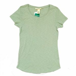 Green Short Sleeve Tee by H&M